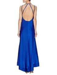 Royal Blue BCBG MAXAZRIA size 2 high low dress