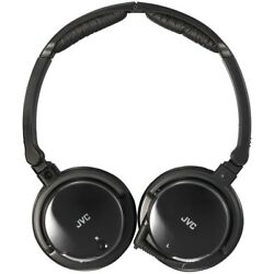 JVC Jvc Noise cancelling Headphones With Retractable Cord $79.95