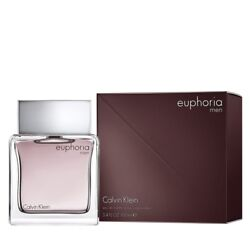 Euphoria men by calvin klein eau de toilette vaporizador 100 ml mens fragances