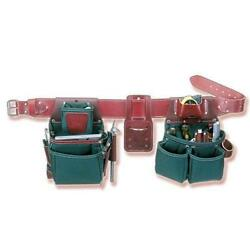 Occidental Leather 8080DB SM OxyLights Framer Set with Double Outer Bags