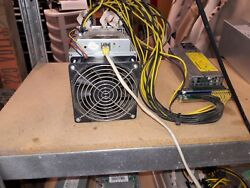 USED Bitmain Antminer S7 Bitcoin Miner 4.73THs U.S. seller FAST shipping