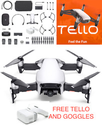 Mavic Air Fly More Combo Arctic White & DJI Goggles AND FREE TELLO $1,099.00