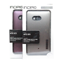 New Incipio DualPro Series Dual Layer [2 layers] Case Cover For HTC U11