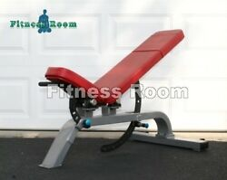 Precor Icarian Line Commercial Adjustable Dumbbell Bench - Shipping Not Included $899.98