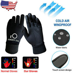 Kids Winter Gloves Waterproof Wind Resistant Thermal Snow Outdoor Mittens 3M $9.99