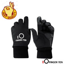 Cold Weather Gloves Kids Youth Boys Girls Value In Pair Fleece Thermal Outdoor $8.39