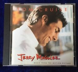 Music from The Motion Picture Jerry MaGuire -Various Artist CD