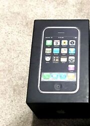Apple 1st Generation iPhone 2G 8GB A1203 RARE iOS in Matching box AT