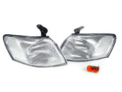 DEPO JDM Style Clear Lens Front Corner Lights Lamps For 97 98 99 Toyota Camry $30.99