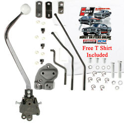 HURST 4 Speed Shifter Kit Chevy Pickup Early Muncie Custom Installation M20 M21