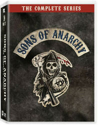 Sons of Anarchy: The Complete Series New DVD Dolby Subtitled Wides $39.52