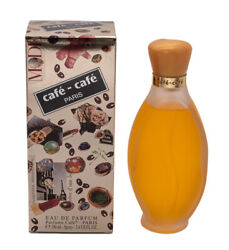 Cafe Cafe Paris by Cofinluxe 3.4 oz EDP Women Perfume New In Box