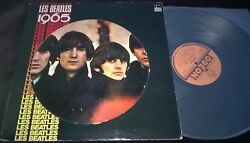 LES BEATLES 1965 LP ORIGINAL FRENCH ODEON OSX 228 2121 ULTRA RARE TOP CONDITION