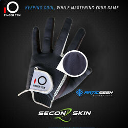 Right Hand Golf Gloves Mens Pack Medium Large XL S Left All Weather Rain Grip $7.39