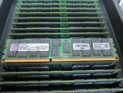 Lot of 100 Kingston KTM-SX313LV16G 1x16GB PC3-10600R DDR3 ECC Reg Server Memory