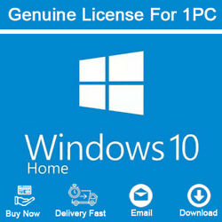 Windows 10 Home 3264 Bit Key with Download Links Activation Genuine