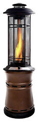 SHINERICH INDUSTRIAL LTD Inferno Radiant Gas Patio Heater 36000 BTU SRPH68B