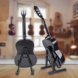 UNIVERSAL A-FRAME GUITAR STAND Fits ALL Guitars Acoustic Electric Bass Foldable $16.47