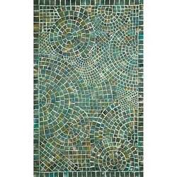 Deco Mosaic Outdoor Rug (8' x 10') - 8' x 10'