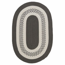 Bay Isle Home Rockport Gray IndoorOutdoor Rug