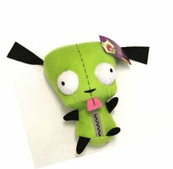 Nickelodeon Alien Invader Zim Plush 8quot; GIR Doll USA SELLER $14.99