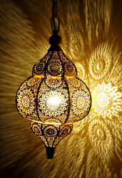 Modern Turkish Hanging Lamps Handmade Moroccan Ceiling Lights Home Lantern Gifts $68.24