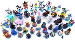 *Lego® Dimensions Minifigures Vehicles w Toy Tags*Complete UR Set *Buy4=1free👾 $8.93