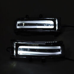 LED Rear View Mirror Light Turn Signal Lamp For Toyota ALPHARDVELLFIRE 20 11~12