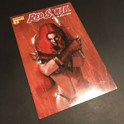 Red Sonja She Devil with a Sword 3 - Dell'Otto Variant
