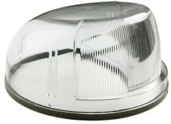 Tubular Skylight Accessories 14 in. Solar LensR Dome Home Roof Doors Windows