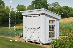 Little Cottage Company Petite 5 Ft. W x 3 Ft. D Hobby Greenhouse