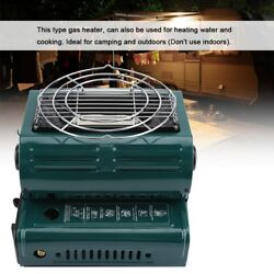 Outdoor Handy Gas Fire Propane Gas Heater Patio Hiking Barbecue Camping Stoves
