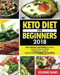 Weight Loss Keto Diet Beginners Low Carb High-Fat Recipe Slim Body August 7 2018