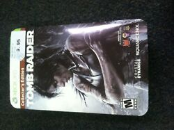 Tomb Raider Collector's Edition XBOX 360 NEW SEALED