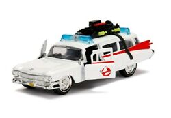 Jada 1:32 Scale Metals Hollywood Rides Ghostbusters Ecto-1 Diecast Car 5 inch