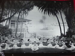 FUND GERMAINE ROGER VINTAGE PHOTO CHEVALIER DU CIEL LUIS MARIANO HONOLULU 1955