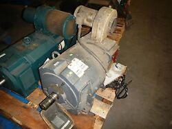 75 HP DC Baldor Electric Motor very high starting torque 6501600 RPM powerful
