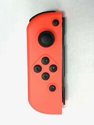 Replacement Neon Red Joy-Con Left Wireless Controller for Nintendo Switch