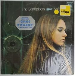 The Sandpipers Softly LP Vinyl Record A&M SP4147