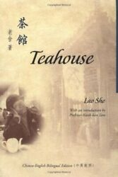 Teahouse (Bilingual Series on Modern Chinese Literature) by Lao She Paperback