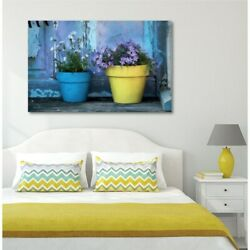 Courtside Market She Shed Flowers Gallery Wrapped Canvas Wall Art - 30x45