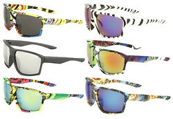 GNARLY SQUARE OVERSIZED ATHLETIC SUNGLASSES SPORT OUTDOOR BEACH MOTROCYCLE RETRO $10.95