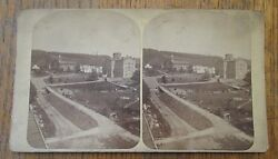 StereoView Card Unknown Commercial Landscape photo