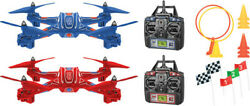 Zip amp; Zap Racing Drones Double Pack New Toy Drone Toy Controller $107.81