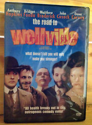The Road to Wellville (DVD 2002)  R1 NTSC  RARE  FACTORY SEALED