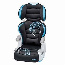 Evenflo Big Kid AMP Booster Car Seat 6 Position Height Adjustment Toddler Boy $44.47