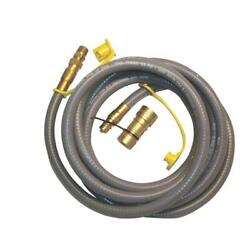 MR. HEATER Natural Gas Patio Hose Assembly  - 1 Each