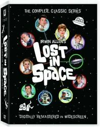 Lost in Space: The Complete Classic Series New DVD Dolby Subtitled $25.97