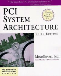 PCI System Architecture PC System Architecture by Anderson Don Paperback The $22.24