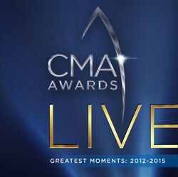 Cma Awards Live REGION 1 DVD New